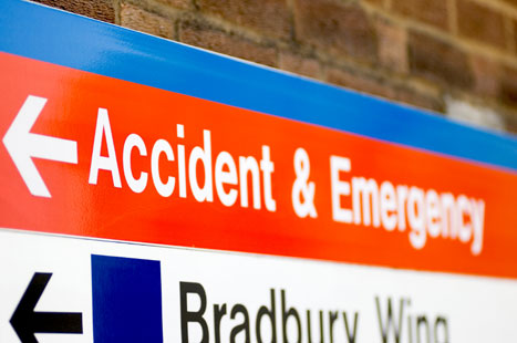 Audit shows scope to significantly reduce A & E attendances (Image: iStock)