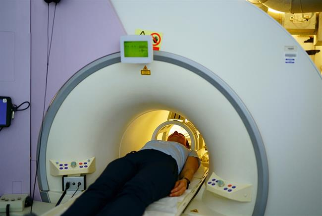 Cancer diagnosis: An MRI scan (Picture: Sebastian Condrea/Getty Images)