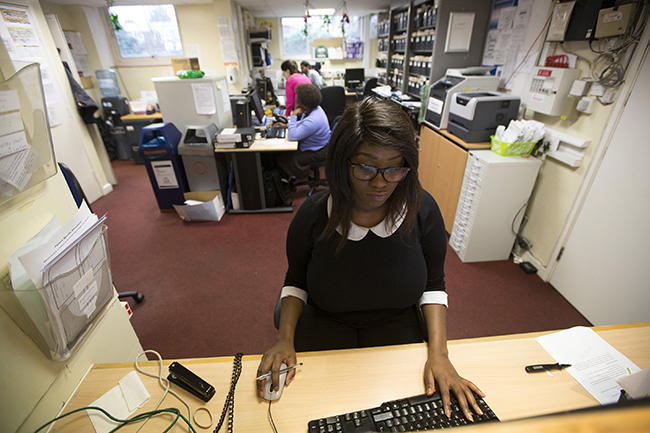 Helping receptionists manage difficult patient situations