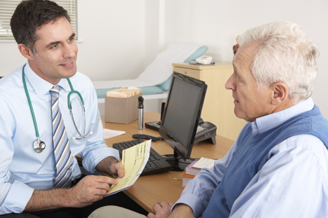 DEM002 will now be worth 32 points and patients will be required to have a care plan (Picture: iStock)