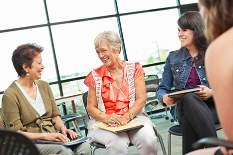 Having a smaller steering group can help share the work and make sure things get done (PIcture: iStock)