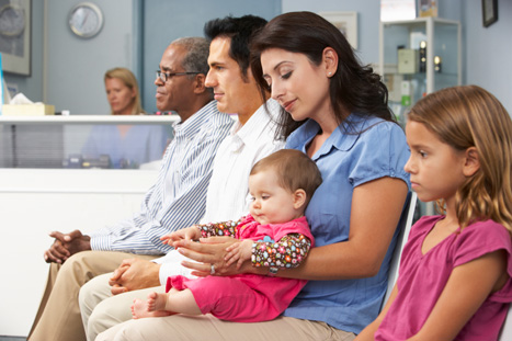 Practices face a challenge to meet demand for appointments (Picture: iStock)