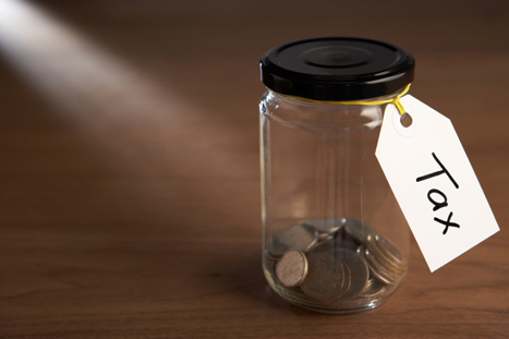 If the practice pays the partners' tax liabilities it should set aside money for this each month (Picture: iStock)