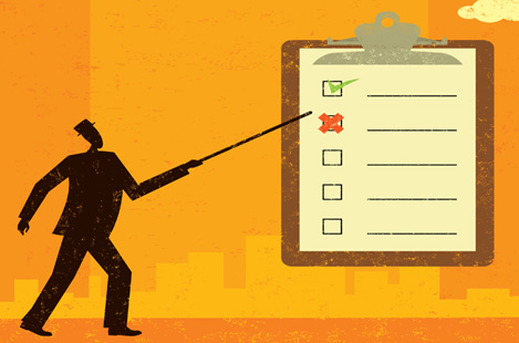 Focus on the areas of priority for your practice (Image: iStock)