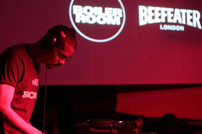 Pernod Ricard and Boiler Room to host global virtual music events