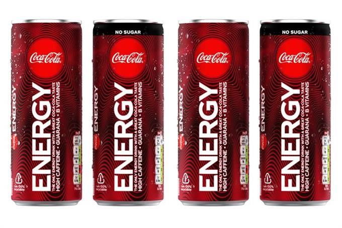 Coca-Cola: Don't expect to see energy or coffee variants in US any time soon
