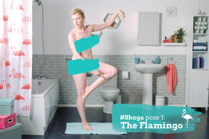 Facebook bans Friction Free Shaving's #Shoga ad for 'implied nudity'