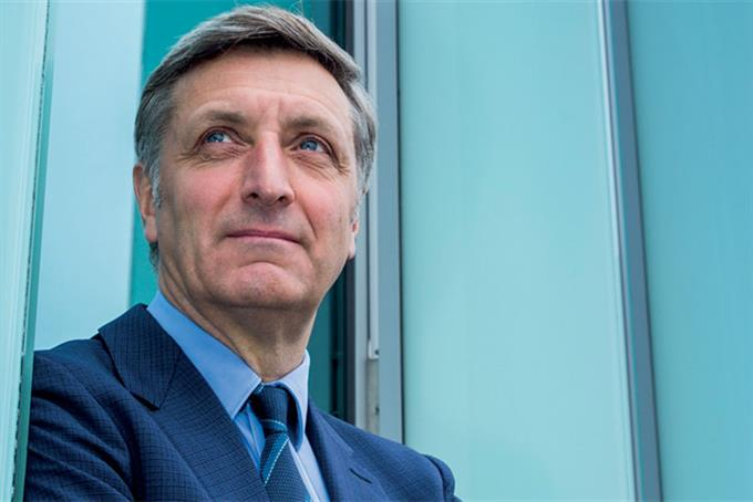 Jerry Buhlmann on leaving Dentsu Aegis: 'I'm proud we were able to transform the business'