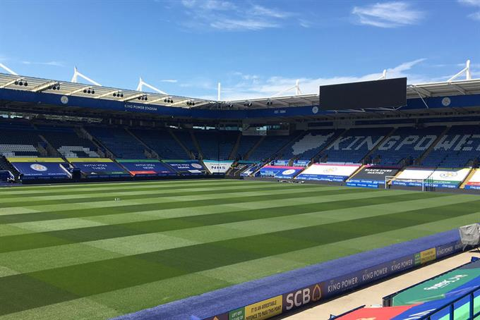 Premier League's empty seats to be wrapped by CSM Live