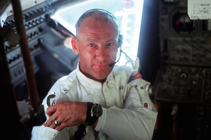 Buzz Aldrin: an infinite influencer