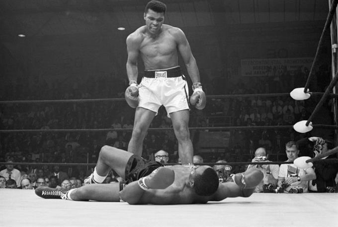 Muhammad Ali: an infinite influencer