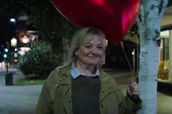 NHS promotes change in organ-donation law with dreamy spot