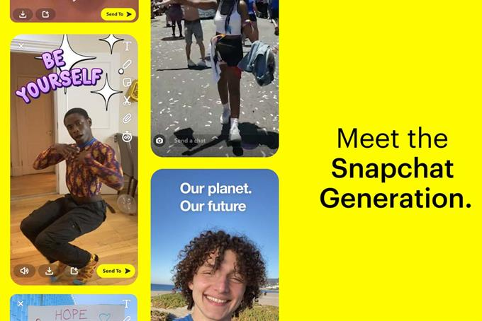 Snapchat launches first global B2B campaign