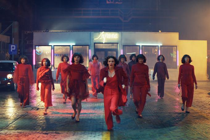 Vodafone creates joyful film to Mark Ronson track to launch 5G
