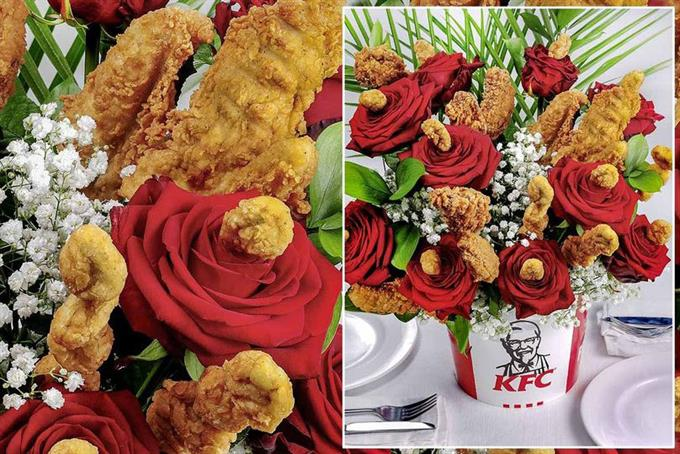 Love is in the air: KFC, Pret, Lush and more celebrate Valentine's Day