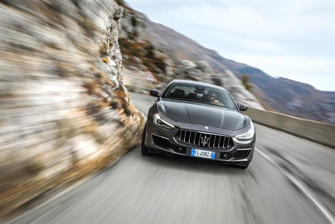 Accenture wins Maserati as first global experience agency client