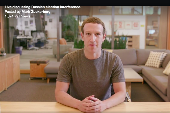 Facebook to share Russian ads with US congress