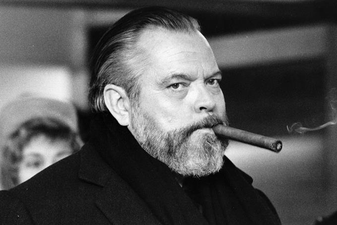 Campaign loves... Orson Welles