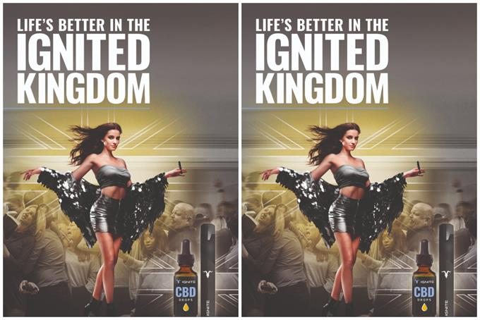 US cannabis brand Ignite launches first major UK campaign for CBD extract