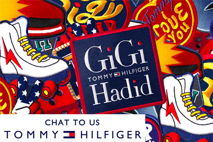 Tommy Hilfiger reviews European and North America media