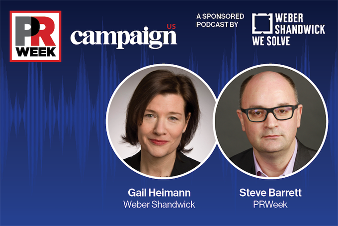 Cannes Take-Aways – The Undeniable Power (and Potential) of PR to Drive Impact, a podcast sponsored by Weber Shandwick