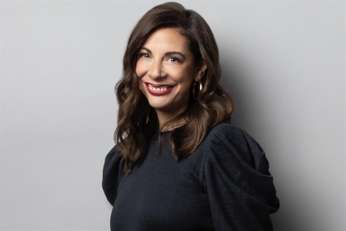 Liz Taylor named global creative chief of Ogilvy