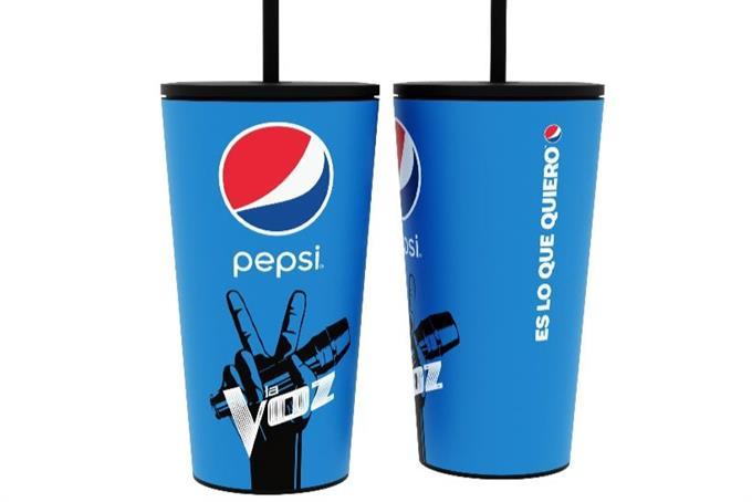 Pepsi strengthens Hispanic outreach with La Voz collaboration