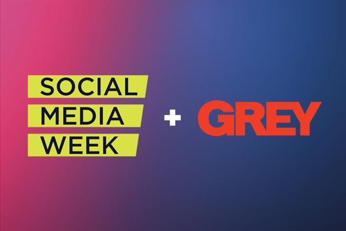 Grey, Social Media Week partner to solve common conference problem