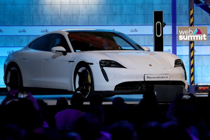 Porsche unveils its first Superbowl ad in 23 years -- and it's a crime