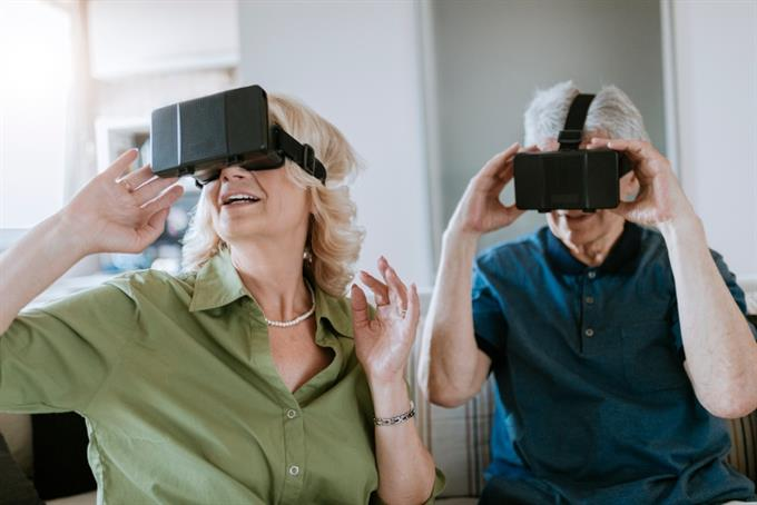 Is VR ready for your retired in-laws?