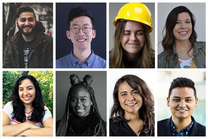 Meet the grads: 8 aspiring ad execs reveal their hopes and fears about working for you