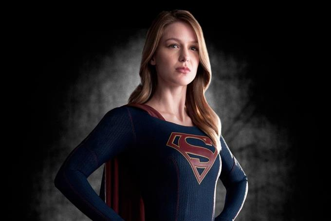 'Supergirl' has a diminutive name but could have a big impact on diversity