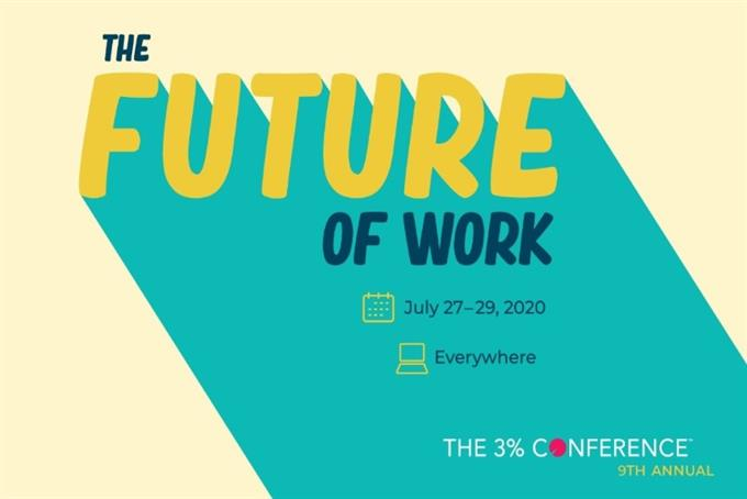 3% Conference to unpack 'The Future of Work' at 9th annual event in July