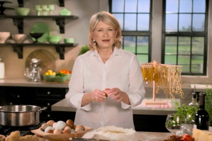 Martha Stewart is the new face of Postmates in its first national TV drive