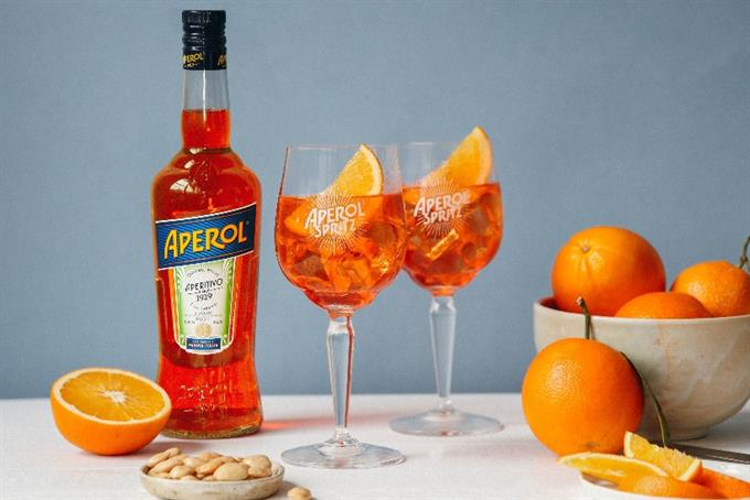 Ignore the naysayers who think Aperol is only a winter drink and raise a glass for COVID-19 relief