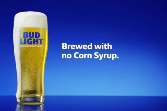 MillerCoors rejoices court ruling to bar Bud Light from using 'no corn syrup' language