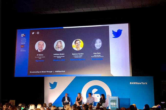 Samsung, Toyota, AB InBev on using Twitter to tap into culture
