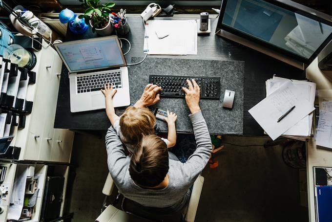 WFH-centered survey at GS&P finds employees working longer, experiencing 'rollercoaster' days but also job satisfaction