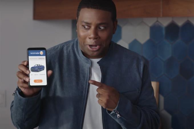 'SNL' star Kenan Thompson shows the 'only reason' he leaves home for Autotrader