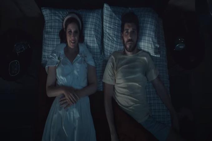 Vanessa Bayer embodies 'Tomorrow' to help cranky sleepers