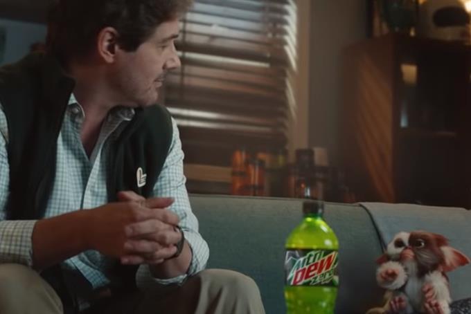 MTN Dew Zero Sugar reunites Gremlins' Billy Peltzer and Gizmo