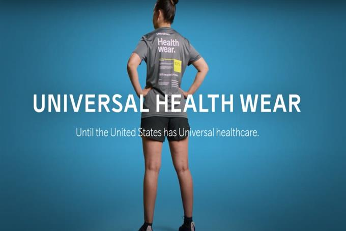 Craft offers discounted apparel for U.S. citizens until they receive universal healthcare