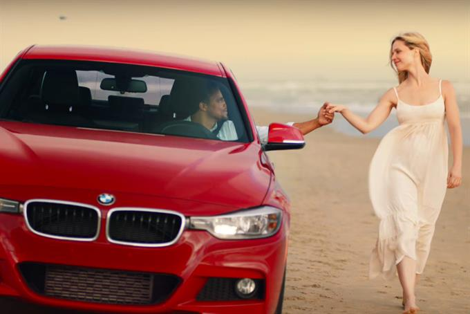 'You'll Never Want to Stop Driving' for BMW by KBS