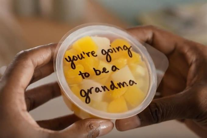 RPA creates incredibly touching ad for Dole Fruit Bowls