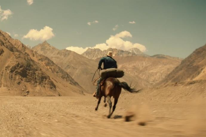 Coors Banquet embraces heritage in new 'Carry the West' campaign