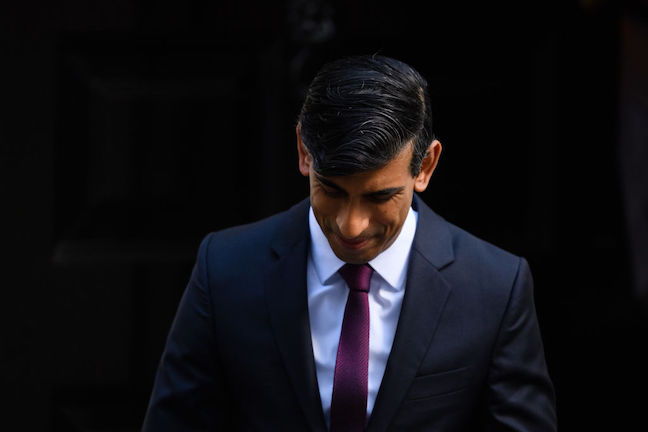 Rishi Sunak's Job Support Scheme could remove the taboo on part-time work