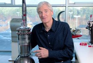 Entrepreneur James Dyson