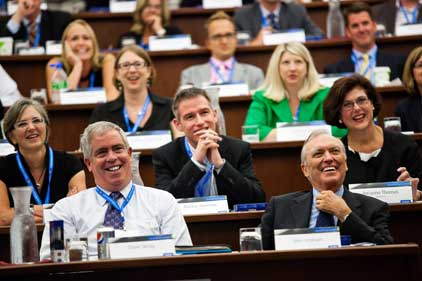 President: Dave Senay (bottom left)