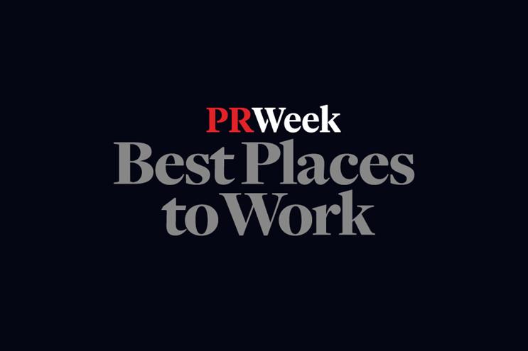 PRWeek Best Places to Work 2019