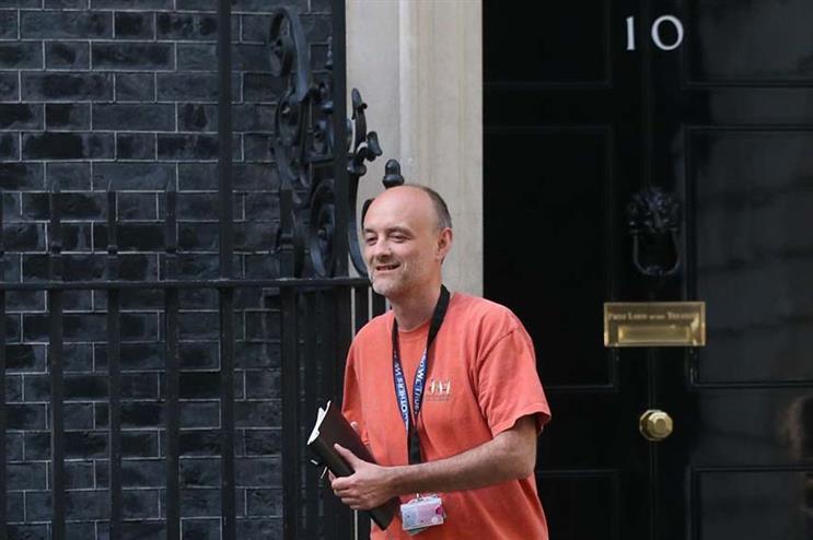 Dominic Cummings (pic credit: Getty)
